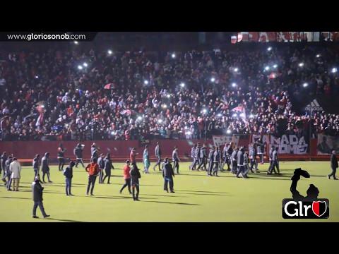 Banderazo Leproso 11/05/2017 - Fiesta bajo la lluvia - La Hinchada Más Popular - Newell's Old Boys
