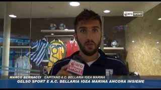 Icaro Sport. Gelso Sport e AC Bellaria Igea Marina ancora insieme