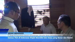Video [MARAH..!!!] Saat Menaker Hanif Dhakiri Ciduk Tenaga Kerja Asing Ilegal MP3, 3GP, MP4, WEBM, AVI, FLV Februari 2019
