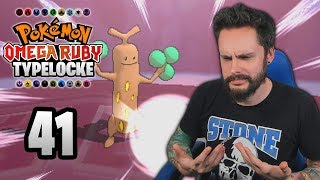 THIS GROOT IS ON FIRE | Pokémon Omega Ruby Randomizer Typelocke Part 41 by Ace Trainer Liam