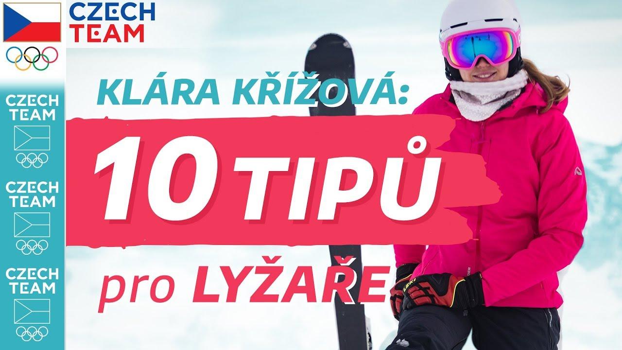 10 lyžařských hacků⛷