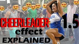 Finally someone has explained the Cheerleader effect.we all are victims of cheerleader effect and 1.5 effect and most of the time,we just ignore it.DON'T BE FOOLED!!The cheerleader effect is the main reason why girls look better in groups.Hope this video changes the way you checkout other people.SUBSCRIBE to this channel coj we really need subscribers.intro song - Pull the trigger by RUSSlink https://www.youtube.com/watch?v=wjh2gav5a48