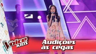 image of Ana Julia canta 'Era Uma Vez' na Audição – 'The Voice Kids Brasil' | 3ª Temporada