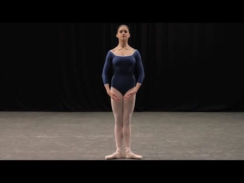Insight: Ballet glossary - arm positions