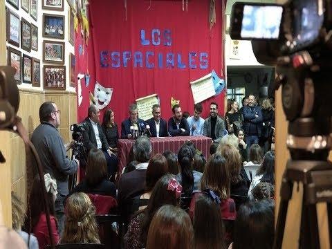 Presentación Pregoneros Carnaval Isla Cristina 2020 -Los Tikismikis.
