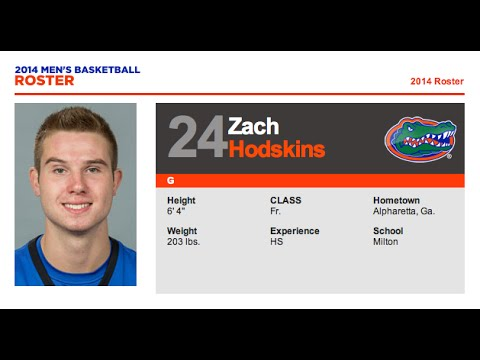 Zach Hodskins fait ses débuts avec un seul avant-bras