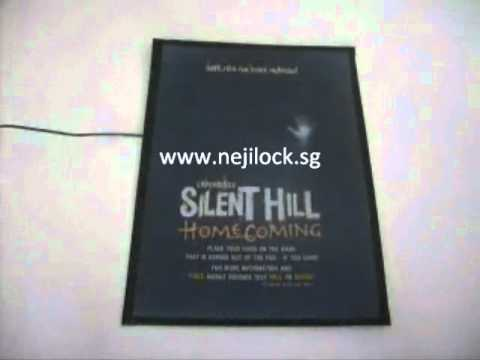Luminous Poster, Silent Hill