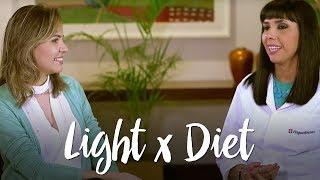 Momento Clinic Farma - Qual a diferença entre produtos light e diet?