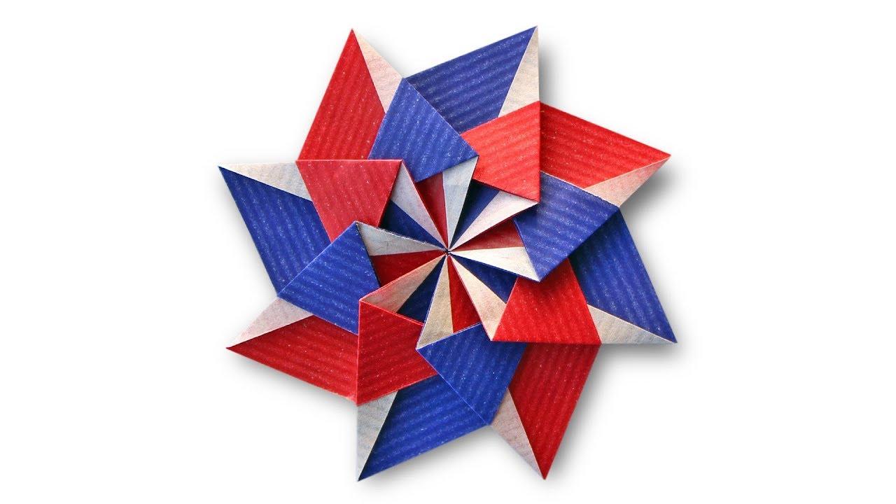 Origami Canopus Star (Lidiane Siqueira)