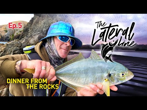 """The Lateral Line Ep.5 """"Dinner from the Rocks"""""""