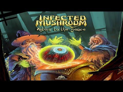 Infected Mushroom - Return to the Sauce [Full Album] ᴴᴰ (видео)