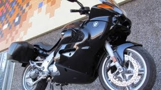 10. Used 2004 BMW K1200 RS Motorcycle For Sale