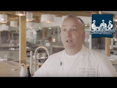 Luke Matthews talks new kitchens and working with Williams Refrigeration