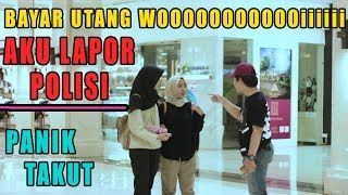 Video Lapor POLISI Nagih Hutang Ke Orang with Like Project & Jordan - Prank Jogja Indonesia MP3, 3GP, MP4, WEBM, AVI, FLV April 2019
