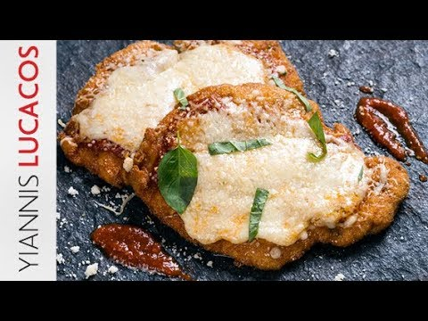 Chicken parmesan | Yiannis Lucacos