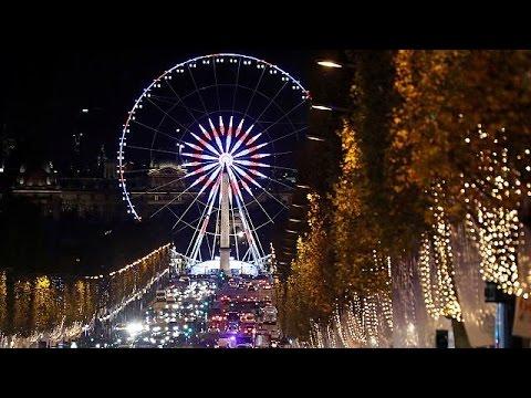 Το Παρίσι έβαλε τα γιορτινά του