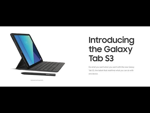 Samsung Galaxy Tab S3 T825C 9.7'' LTE 32 GB 4 GB RAM 13MP Tablet International Version OPEN BOX