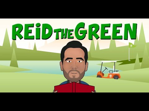 """""""Reid The Green"""" - The PLAYERS Championship"""