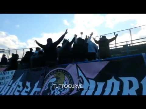 atalanta - palermo 3-0 coro contestazione ultras palermo