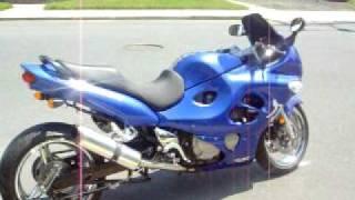 8. Katana 600 240 Fat Tire Kit Da Real Babe Busa