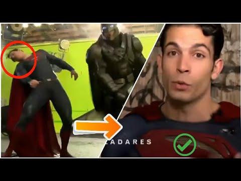 Making of Batman vs superman Behind the scenes and VFx