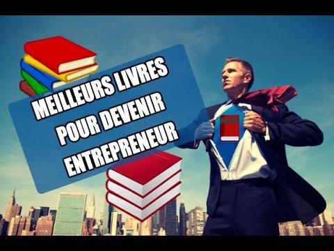 LE MEILLEUR LIVRE à lire pour créer son entreprise ? (livres pour entrepreneurs débutants)