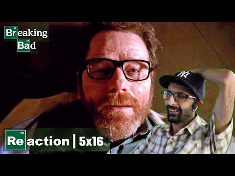 Breaking Bad 5x16 'Felina' [SERIES FINALE] REACTION    Season 5 Episode 16