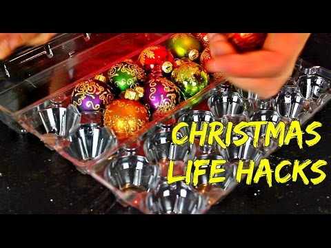 6 Christmas Life Hacks Everyone Must Know!