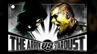 The WWE Universe draws Stardust vs. Stephen Amell