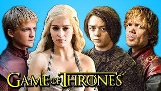 GAME OF THRONES SPOILERS - BE WARNED! Game of Thrones Bloopers: http://goo.gl/6E2Ii9 Game of Thrones Season 4...