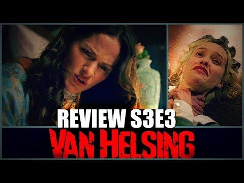 Van Helsing Season 3 Episode 3 I Awake REVIEW/RECAP (SPOILERS)