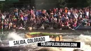 Salida (CO) United States  City pictures : FIBARK - America's Oldest Whitewater Festival Salida, Colorado June 18 - 21, 2015