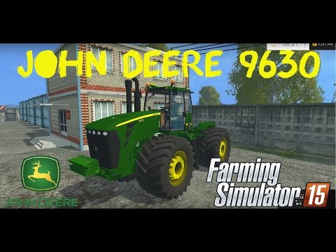 JD 9630 Selectable Wheels v3.0