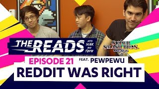 "The Reads With Scar & Toph: Episode  21 ft. PewPewU – "" Deleted Or Reddit Was Right """