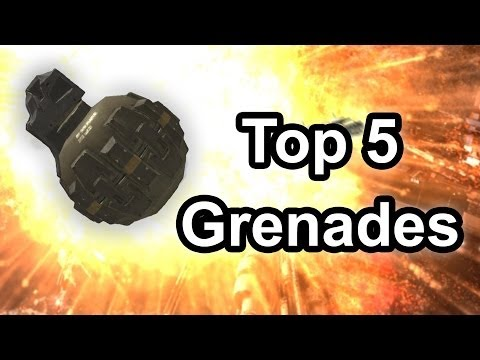 grenades - Check out a good Arabic channel for gaming on YouTube DARKpqANGEL's channel: http://www.youtube.com/user/DARKpqANGEL Whether it's a trigger, a bumper or even...