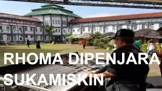 Video RHOMA DI PENJARA; edisi  Cek Sound di Lapas Sukamiskin Bandung MP3, 3GP, MP4, WEBM, AVI, FLV Maret 2018