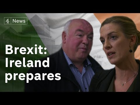 How Ireland is preparing for Brexit