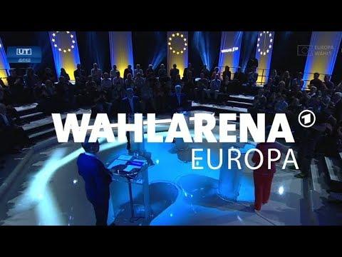 LIVE: Europa wählt: Wahlarena mit den Spitzenkandidaten Timmermans und Weber