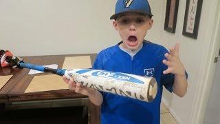 😱 Bad News: Broken Baseball Bat ⚾️
