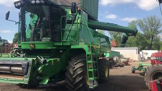 Video John Deere S690 MP3, 3GP, MP4, WEBM, AVI, FLV November 2017