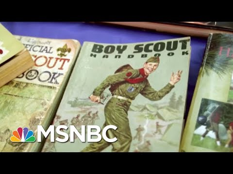 Boy Scouts To Admit Girls In Cub Scouts | MSNBC