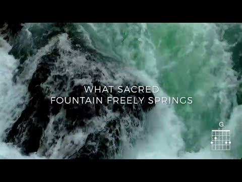 What Sacred Fountain By Keith And Kristyn Getty Mgpcpastor S Blog