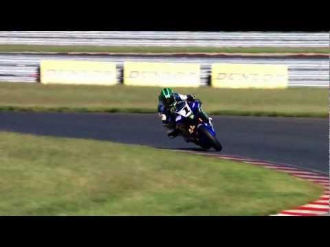Recap of 2012 AMA Pro National Guard Superbike Champion Josh Hayes