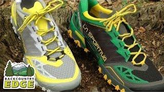 Технические кроссовки для трейлраннинга La Sportiva Bushido