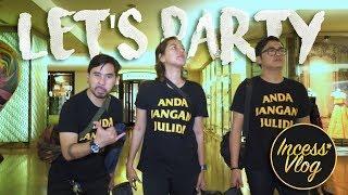 Video Tim Cetar Di manjaaahkan Incess !!!! #IncessVlog MP3, 3GP, MP4, WEBM, AVI, FLV November 2018