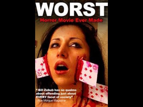 The Worst Horror Movie Ever Made: Movie Review (Bill Zebub Productions)
