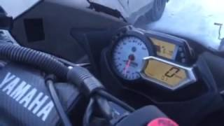 10. Yamaha Apex Cold Start