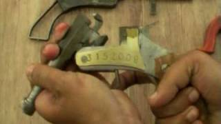 illegal arms manufacturing  and recovery 1.wmv