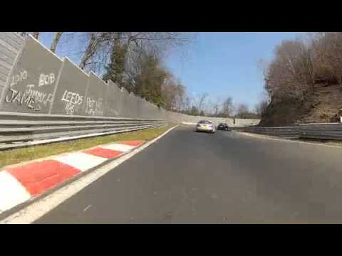 Video STaSIS Challenge S4 taking a lap on the Nordschleife at Nurburgring
