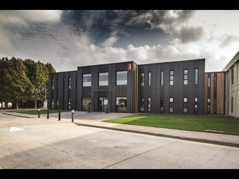 Portakabin Head Office Modular  Installation